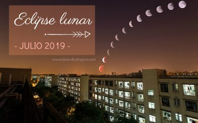 Eclipse lunar – julio 2019